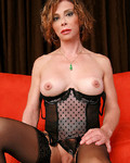 Jasmine Jewels strokes her big love tool!