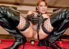 Mistress Reina is a hot tgirl who likes to take charge and show you whose the boss in a game of pool. She has a great body, nice tits and a rock hard tgirl cock. Watch her as she plays her favorite game of pool and gets naughty with one of her toys and jerks off her cock until she cums.